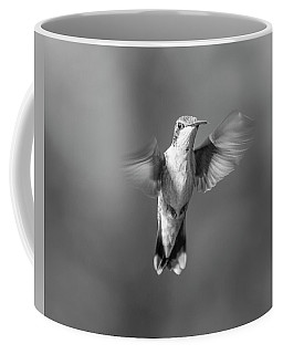 Hummingbird Flight Coffee Mug