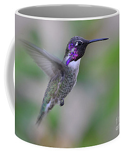 Hummingbird Flight Coffee Mug