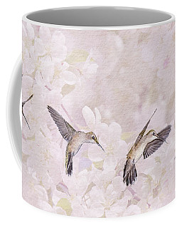 Hummingbird Flight Sequence I Coffee Mug