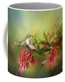 Hummingbird Paradise Coffee Mug