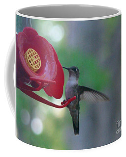 Hummingbird  Coffee Mug by Rand Herron