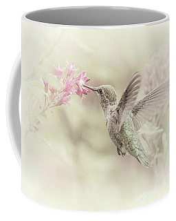 Hummingbird Softly Coffee Mug