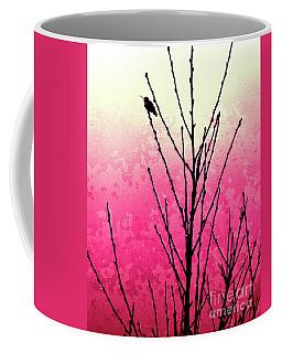 Hummingbird Valentine Coffee Mug by Gem S Visionary