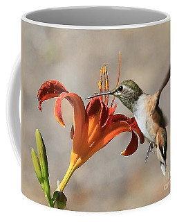 Hummingbird Whisper  Coffee Mug