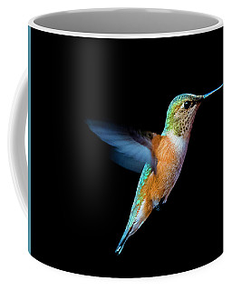 Hummming Bird Coffee Mug