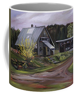 Humpals Barn Coffee Mug