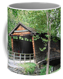 Coffee Mug featuring the photograph Humpback Bridge by Eric Liller
