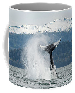 Humpback In Petersburg Al Coffee Mug