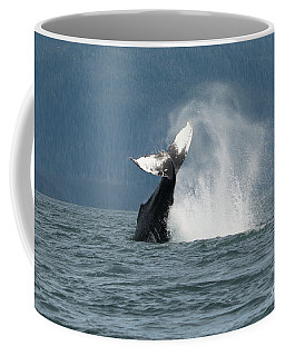 Humpback Whale Tale Coffee Mug