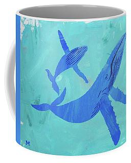Humpback Whales Coffee Mug