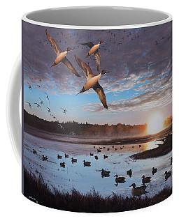 Humphrey Farm Pintails Coffee Mug
