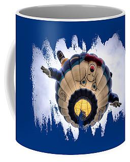Humpty Dumpty Hot Air Balloon Coffee Mug