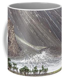 Hunder Desert Coffee Mug