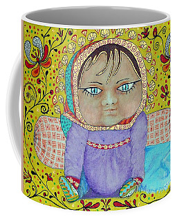 Hungarian Lullaby -- #1 Hungarian Rhapsody Series Coffee Mug