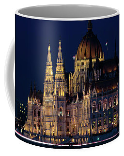 Hungarian Parliament Building #1 Coffee Mug