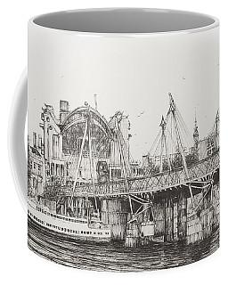 Hungerford Bridge Coffee Mug