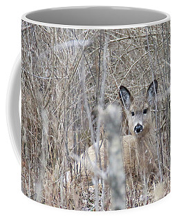 Hunkered Down Coffee Mug