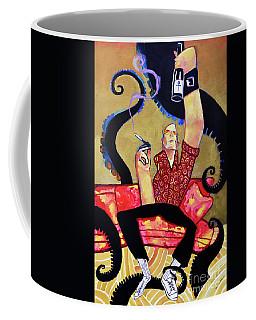 Hunter S. Thompson Coffee Mug