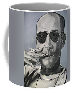 Hunter Thompson Coffee Mug