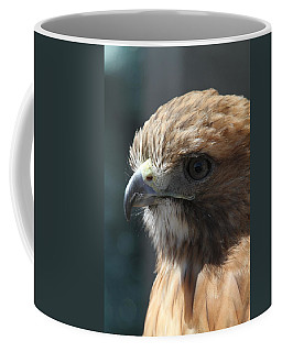 Coffee Mug featuring the photograph Hunter's Spirit by Laddie Halupa