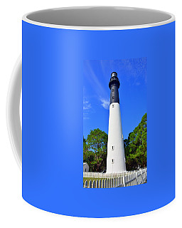Hunting Island Lighthouse Beaufort Sc Coffee Mug