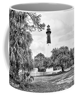 Hunting Island Lighthouse Coffee Mug
