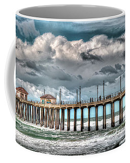 Huntington Beach Winter 2017 Coffee Mug