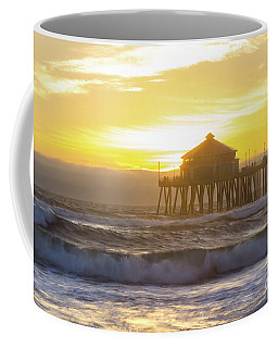 Huntington Peir 2 Coffee Mug