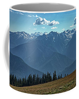 Hurricane Ridge Coffee Mug