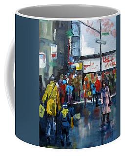 Hurry Coffee Mug