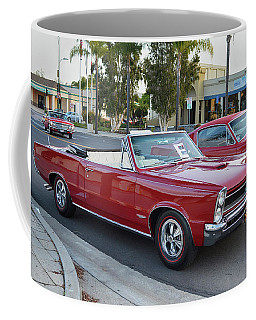 Hurst G T O Coffee Mug