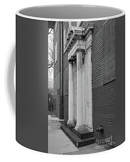 Hurst House Door Coffee Mug