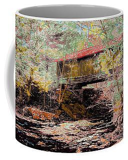 Hutchins' Bridge Coffee Mug