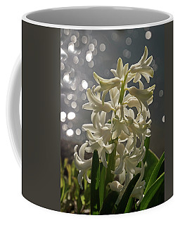 Hyacinthus Coffee Mug by Inge Riis McDonald