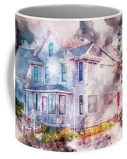 Hyannis New England Style Coffee Mug by Jack Torcello
