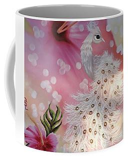 Hybisking Coffee Mug by Dianna Lewis