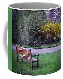 Hyde Park Bench - London Coffee Mug