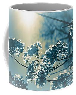 Hydrandea In The Afternoon Sun Coffee Mug
