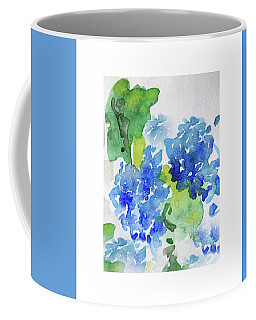 Hydranga Coffee Mug