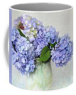 Hydrangea 1 Coffee Mug