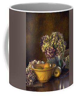 Hydrangea Cuttings Coffee Mug