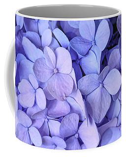 Coffee Mug featuring the photograph Hydrangea by Kerri Farley