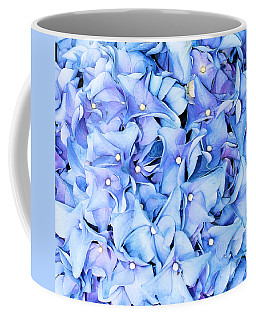 Coffee Mug featuring the photograph Hydrangea by Kristin Elmquist