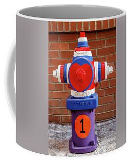 Hydrant Number One Coffee Mug by James Eddy