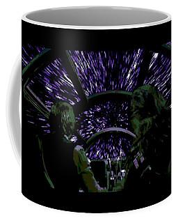 Hyper Space Coffee Mug