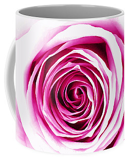 Hypnotic Pink Coffee Mug
