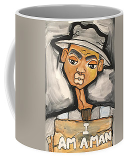 I Am A Man Coffee Mug