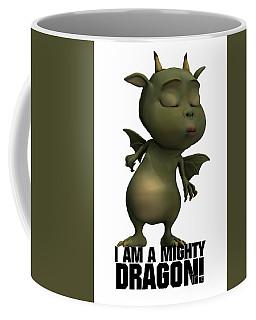 I Am A Mighty Dragon Coffee Mug