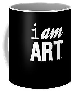 I Am Art- Shirt Coffee Mug