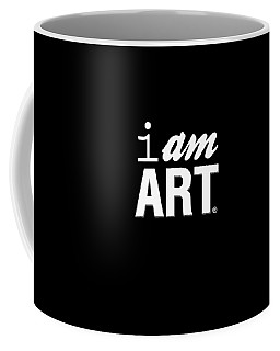 I Am Art- Shirt Coffee Mug